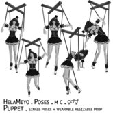HelaMiyo :: Poses :: Puppet + wearable resize prop