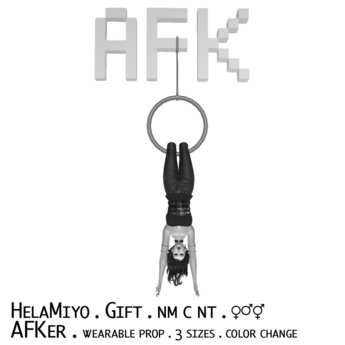 HelaMiyo :: Gift :: AFKer