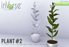 inVerse® MESH - Plant #2  full permission