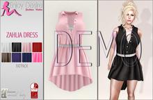 Zahlia Dress DEMO