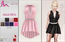 Zahlia Dress - Slink Physique