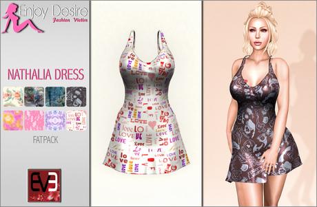 Natalia Dress for EVE slim