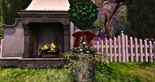 CJ Venus Heart Topiary Planter02 Box