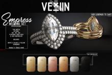 [VEX] Empress Wedding Set