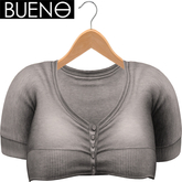 BUENO - Sweet Sweater - Gray - Belleza, Freya, Isis, Slink, Hourglass, Fit Mesh