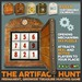 The Artifact Hunt - 3x3 puzzle