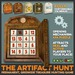 The Artifact Hunt - 4x4 puzzle