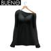 BUENO - Cozy Sweater - Black - Belleza, Freya, Isis, Slink, Hourglass, Fit Mesh