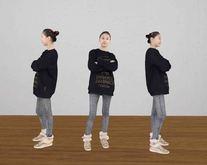 Dummy 05 - Standing Girl /2Li