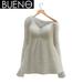 BUENO - Cozy Sweater - Cream - Belleza, Freya, Isis, Slink, Hourglass, Fit Mesh