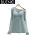 BUENO - Cozy Sweater - Mint - Belleza, Freya, Isis, Slink, Hourglass, Fit Mesh