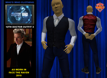 WW 12th Doctor outfit 3