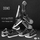 [Marquesse] Equilibrium Shoes w HUD DEMO