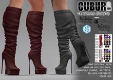 Cubura Thomas Boots(add me)