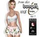 ThaiB Nai Skirt 3 - Maitreya Belleza Slink TMP