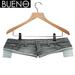 BUENO - Denim Cut Shorts - Gray - Belleza, Freya, Isis, Slink, Hourglass, Fit Mesh