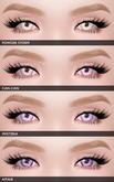 Blah. (Nature's Eyes) Pink Pack (Catwa/Omega/Mesh/System)
