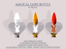 .: Runic :. Magical Fairy Bottle