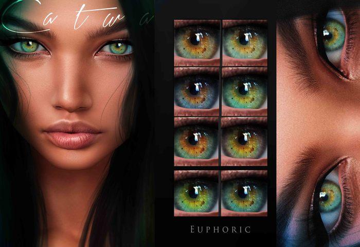 .euphoric ~Giselle Eyes Applier ~[Catwa]Demo