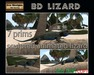 BD Lizard - animated sculpted lizard( mod & transfer)