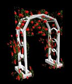 Arch Garden Romance by Rita Munro