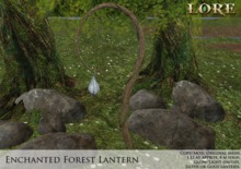 {LORE} Enchanted Forest Lantern