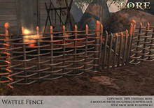 {LORE} Wattle Fence Kit