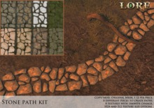 {LORE} Stone Path Kit