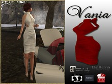 LR- Vania Dress Red(sac)