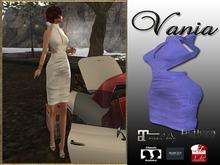 LR- Vania Dress Parme (sac)