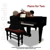 Piano for Two - Belle Belle Furniture