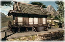 Temple of the Lotus Dragon