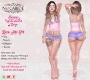 :: No Cabide :: Love Me Set - Happy Valentine's day!
