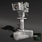 TV Studio Camera with Poses