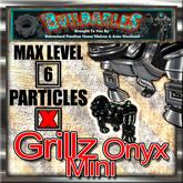 Grillz Mini Onyx (Crate) Lvl 2/6