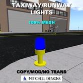 Taxiway/Runway Lights