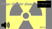 geiger counter sound