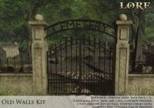{LORE} Old Walls Kit