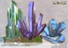 Geo crystals light ad