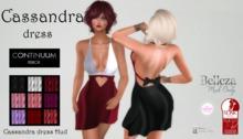 Continuum Cassandra  dress