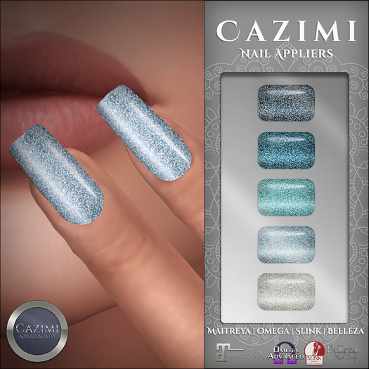 CAZIMI: Nails - Depths of Winter SALE RACK Dollarby
