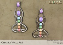 {LORE} Chakra Wall Art