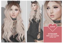 dollfactory - kitten shape
