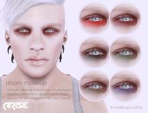 .ARISE. Doom Makeup