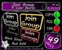 * New * 4 Join Group Boards *
