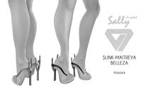 ILLI - [SLink,Belleza,Maitreya] Sally Slingshot Heels DEMO