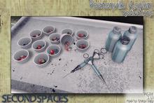 Second Spaces - Peatonville Asylum - medications (bxd)