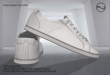 Native - Zeeba Sneakers Pure White