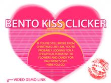 :WXB: Valentine's Kiss (Realistic Kiss Animation)