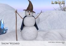 {LORE} Snow Wizard